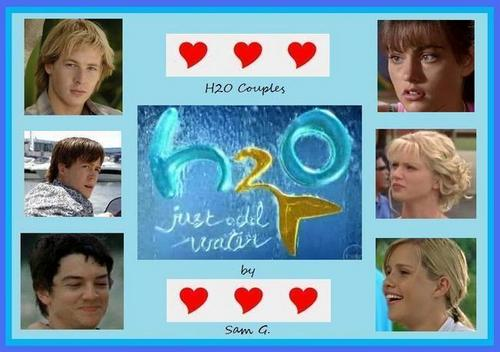 The H2O couples