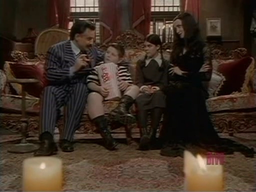 The new addams family images the new addams family for The addams family living room
