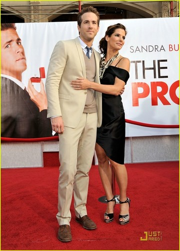 The Proposal Hollywood premire
