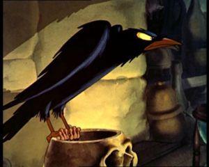 The Queen's Raven
