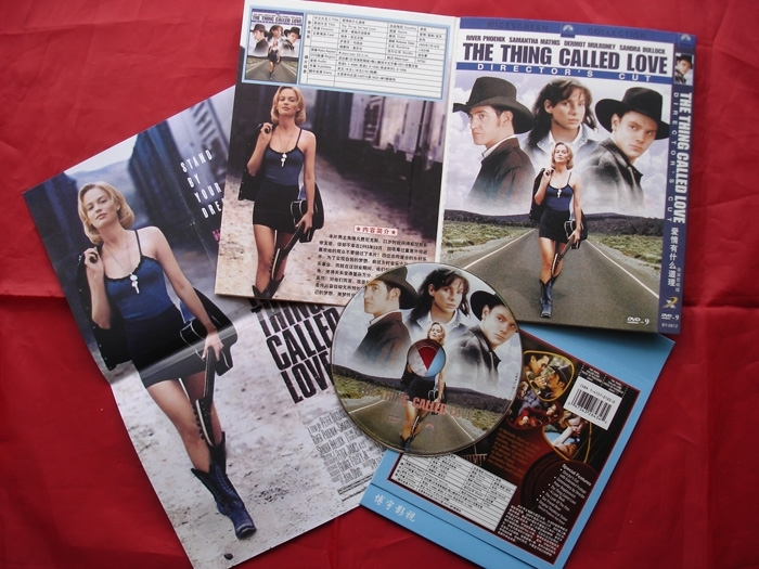 The Thing Called Love Images Dvd Set Wallpaper And Background Photos