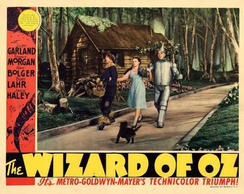 The Wizard of Oz wallpaper containing anime and a newspaper called The Wizard O Oz