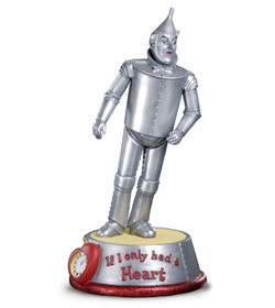 The Tin Man Statue
