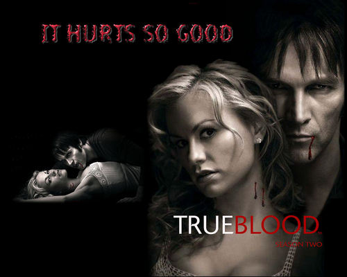 True Blood wallpaper possibly with a portrait and anime entitled True blood - Season 2