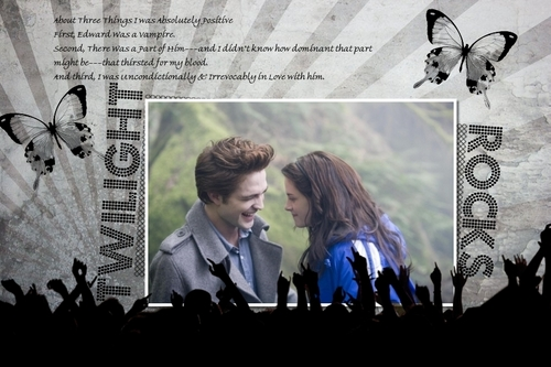 Twilight Movie wallpaper with a sign titled Twilight Movie