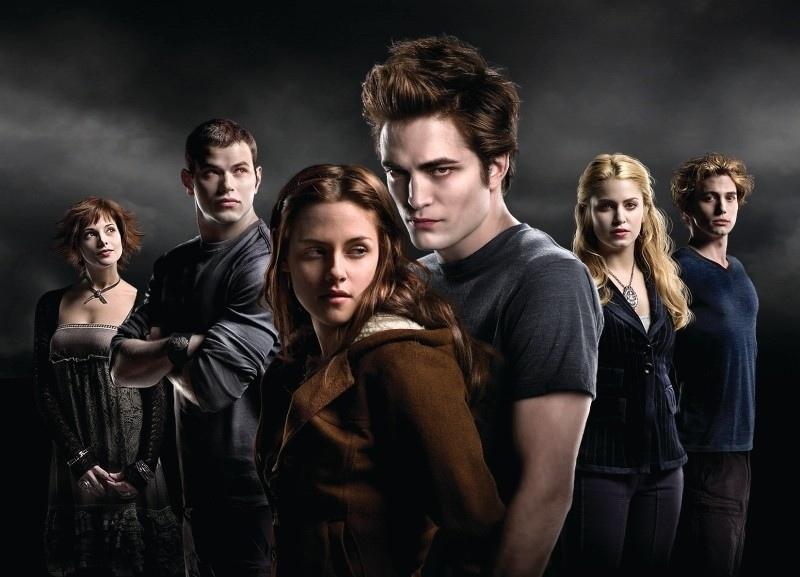 Edward Cullen vs Jacob Black images Twilight HD fond d'écran