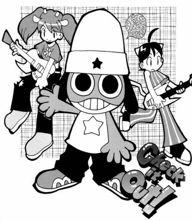 Volume 1 Title Image - sgt-frog-keroro-gunso Photo