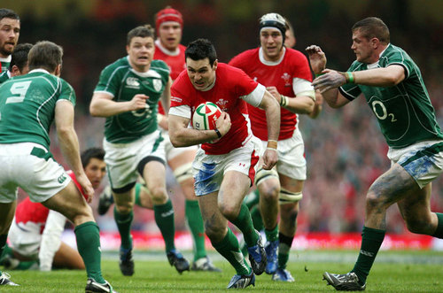 Wales v Ireland, Mar 21 2009