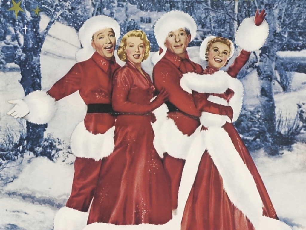 White christmas classic movies wallpaper 6533879 fanpop Classic christmas films black and white
