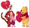 Winnie the Pooh Valentine