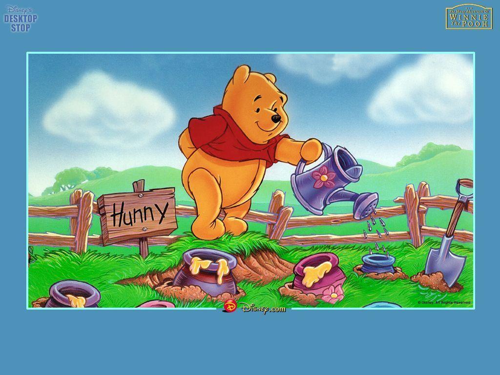 Winnie the Pooh 壁紙