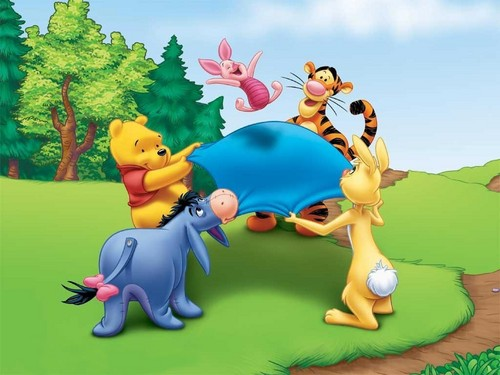 Winnie the pooh gambar winnie the pooh wallpaper hd wallpaper and winnie the pooh wallpaper possibly containing anime entitled winnie the pooh wallpaper voltagebd