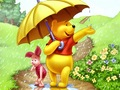 Winnie the Pooh fond d'écran