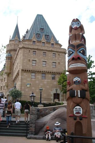 World Showcase Canada
