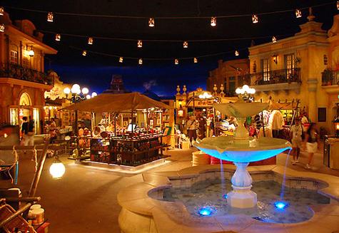 World Showcase Mexico Pavilion