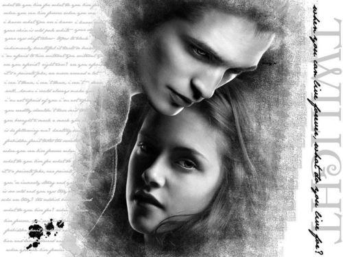 Аниме twilight :)