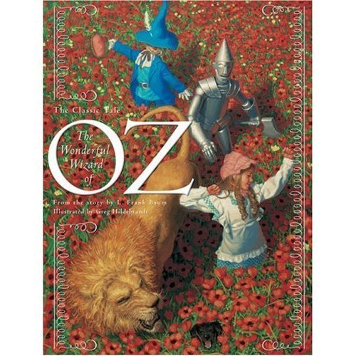 book cover - the-wizard-of-oz Photo