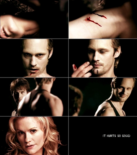 eric and sookie promo - sookie-and-eric Fan Art