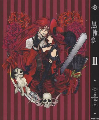 grell mrs red