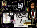happy b-day xxXsk8terXxx!!! - total-drama-island fan art