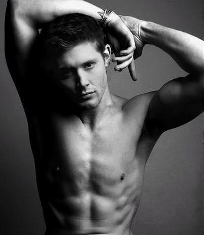Jensen Ackles Hintergrund containing a stück, hunk and skin entitled jensen ackles