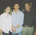 jensen+ donna ackles(mather)+alan(father) - jensen-ackles photo