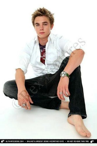 Jesse McCartney wallpaper with a well dressed person, a legging, and an outerwear titled jesse