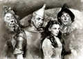 The Wizard Of Oz Portrait - the-wizard-of-oz fan art