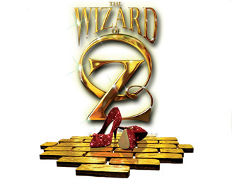 The Wizard of Oz wallpaper titled The Wizard Of Oz Logo