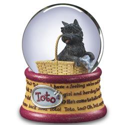 Toto Water Globe