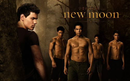 posters new moon loups