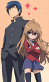 toradora - toradora fan art