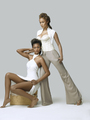 tyra and danielle - antm-winners photo