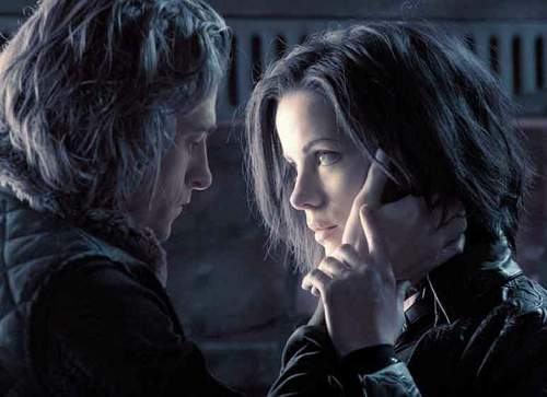 Underworld selene and michael