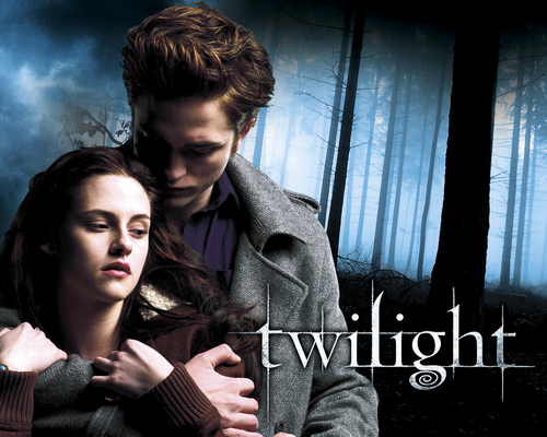 New Moon Movie wallpaper probably containing an outerwear, a well dressed person, and a hood called wallpaper