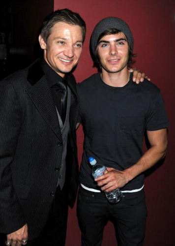 zac efron Hurt Locker Premiere After Party