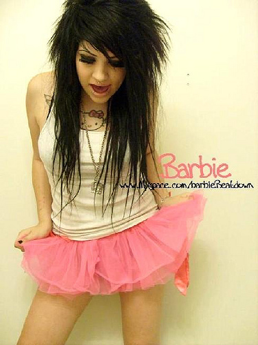 """Barbie"" - emo Photo"