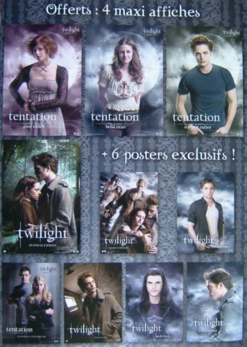 """Series City"" special Twilight magazine"