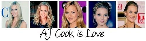 AJ Cook is প্রণয়