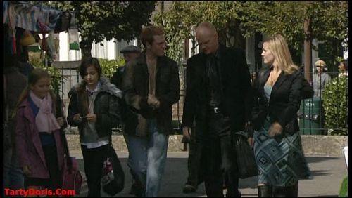 Abi, Lauren, Bradley, Max and Tanya Branning