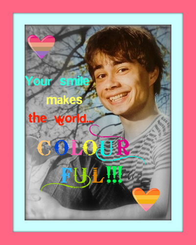 Alex Colourful!!! <3