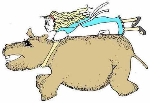 Alice in Wonderland, now On juu of the World