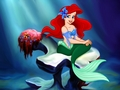 Ariel, The Little Mermaid kertas dinding