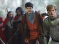Arthur/Merlin - arthur-and-merlin photo