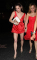 Ashley Greene Out at Bardot - twilight-series photo