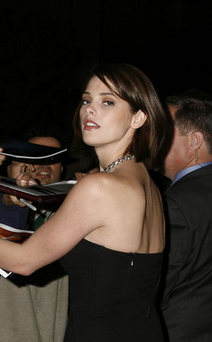 Ashley Greene on Rock and Republic Party