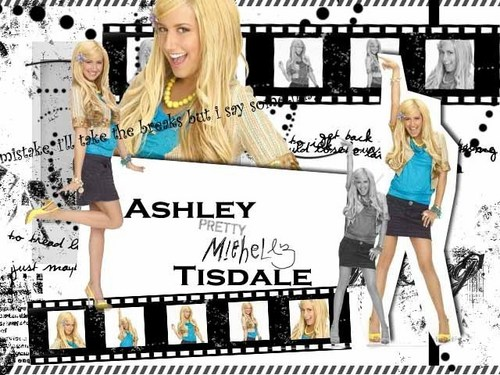 Ashley Tisdale-