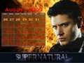supernatural - August 2009 - Supernatural's Dean wallpaper