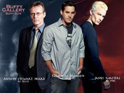 BUFFY GUYS FROM SEASON 6 PROMO