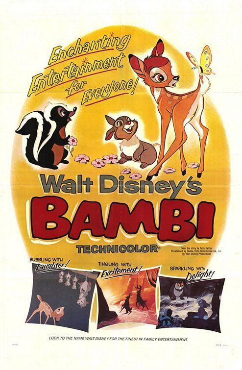 Bambi images Bambi Movie Poster HD wallpaper and ...